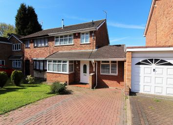 Thumbnail 3 bedroom semi-detached house for sale in Lydney Close, Willenhall