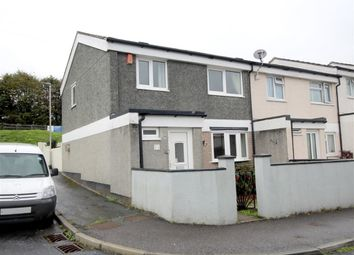 Thumbnail 3 bed end terrace house for sale in Clifford Close, Kings Tamerton, Plymouth