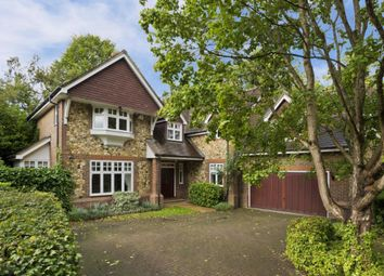 Thumbnail 5 bed detached house to rent in Courtney Place, Cobham