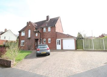 Thumbnail 3 bed detached house for sale in Talkin Close, Carlisle, Cumbria