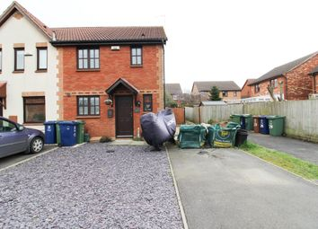 Thumbnail 3 bed semi-detached house for sale in Oxeye Court, Greater Leys, Oxon