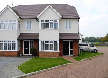 Thumbnail 3 bed semi-detached house for sale in Dorset Close, Chessington
