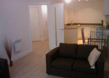 Thumbnail 1 bed flat to rent in Iland, 41 Essex Street, Birmingham