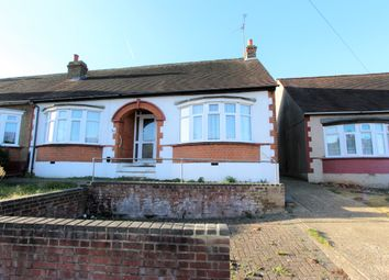 Thumbnail 3 bed semi-detached bungalow for sale in Eastcourt Lane, Gillingham, Kent