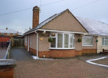 Thumbnail 2 bed semi-detached bungalow for sale in Cleveland Road, Bulkington, Bedworth, Warwickshire
