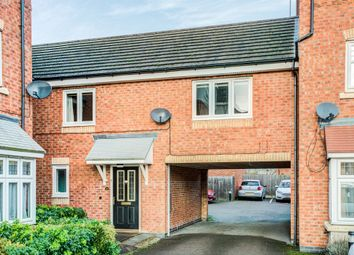 Thumbnail 2 bed terraced house for sale in Pitchcombe Close, Lodge Park, Redditch