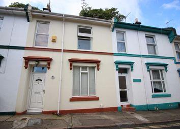 Thumbnail 3 bed terraced house for sale in Warren Road, Torquay