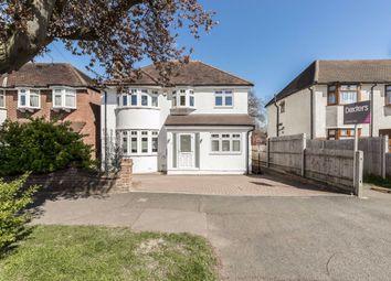 Thumbnail 5 bed detached house for sale in Elmbridge Avenue, Berrylands, Surbiton