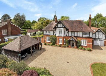 Thumbnail 5 bed detached house for sale in East Lane, East Lane, West Horsley