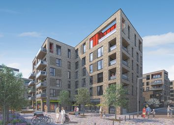 Thumbnail 1 bedroom flat for sale in Greenwich Millennium Village, The Village Square, West Parkside, Greenwich