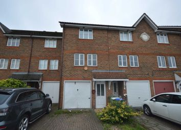 Thumbnail 3 bed town house for sale in St Andrews Close, Thamesmead, London