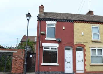 Thumbnail 3 bedroom end terrace house to rent in Battenberg Street, Kensington Fields, Liverpool