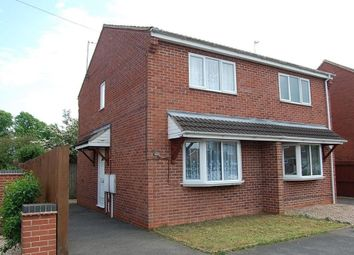 Thumbnail 2 bed property to rent in Newhall, Swadlincote, Derbyshire