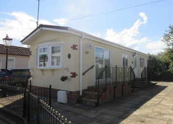 Thumbnail 1 bedroom mobile/park home for sale in Unicorn Street, Thurmaston