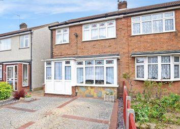 Thumbnail 3 bed end terrace house for sale in Newtons Close, Rainham, Essex