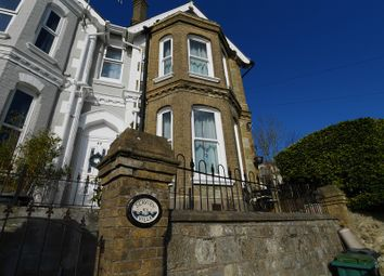 Thumbnail 2 bed semi-detached house for sale in Zig Zag Road, Ventnor, Isle Of Wight.