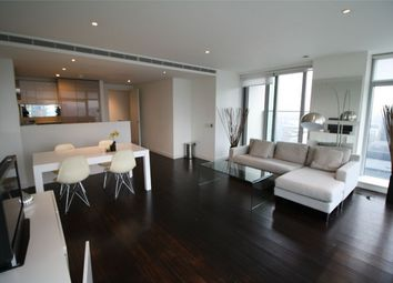 Thumbnail 2 bed flat to rent in Pan Peninsula Square, London
