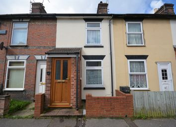 Thumbnail 2 bed terraced house to rent in Edinburgh Road, Lowestoft, Suffolk