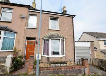 Thumbnail 3 bed end terrace house to rent in Tavy Road, Saltash
