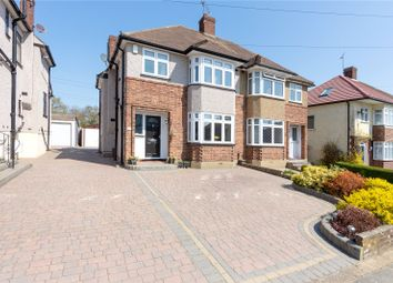 Severn Drive, Upminster RM14. 3 bed semi-detached house for sale