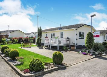 2 bed mobile/park home for sale in Cledford Lane, Middlewich CW10