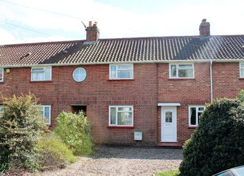 Thumbnail 3 bed terraced house for sale in Willbye Avenue, Diss