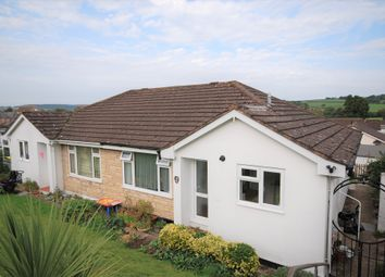 Thumbnail 3 bed semi-detached bungalow to rent in Willhayes Park, Axminster