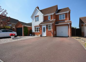 Thumbnail 4 bedroom detached house for sale in Porthole Close, Carlton Colville, Lowestoft