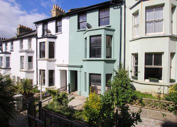 Thumbnail 3 bed terraced house to rent in Old Humphrey Avenue, Hastings, East Sussex.
