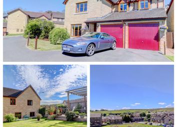 Thumbnail 4 bed detached house for sale in Eastfield, Denholme, Bradford