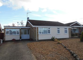 Thumbnail 3 bed detached bungalow to rent in Howdale Rise, Downham Market