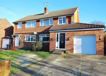 Thumbnail 3 bed semi-detached house for sale in St.Johns, Woking, Surrey