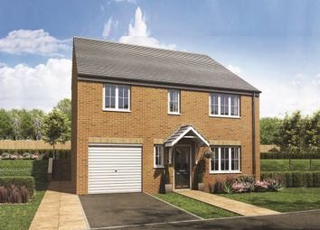 "Thumbnail 4 bed detached house for sale in ""The Highcliffe"" at Parsley Close, Easington, Peterlee"