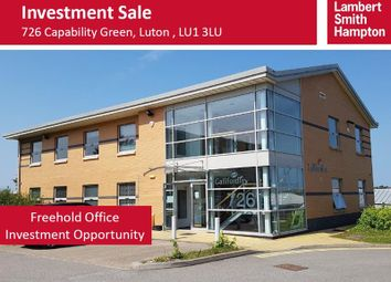 Thumbnail Office for sale in 726 Capability Green, Luton, Bedfordshire