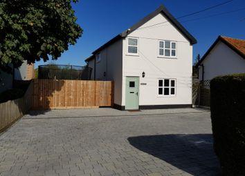 Thumbnail 3 bed detached house for sale in New Street, Stradbroke, Eye