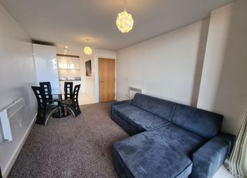 Thumbnail 1 bed flat to rent in The Sphere, 1 Hallsville Road, London