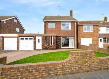 3 bed link-detached house for sale in Beacon Drive, Bean, Dartford DA2