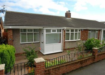 Thumbnail 2 bed semi-detached bungalow to rent in Hanover Walk, Winlaton, Blaydon-On-Tyne