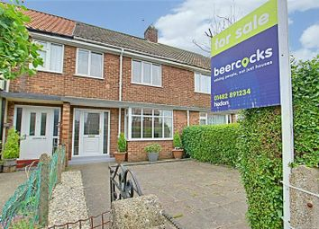 Thumbnail 3 bed terraced house for sale in Westlands Drive, Hedon, Hull