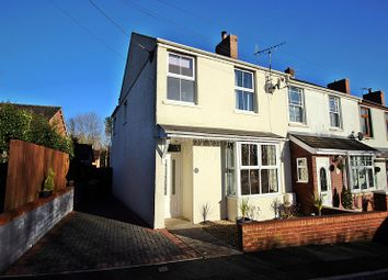 Thumbnail 3 bed semi-detached house for sale in Station Terrace, Llanharry, Pontyclun, Rhondda, Cynon, Taff.
