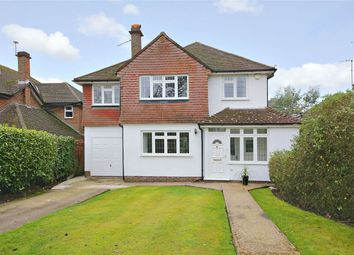 Thumbnail 4 bed detached house for sale in Williams Way, Radlett, Hertfordshire