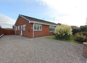 Thumbnail 3 bed semi-detached bungalow to rent in Ffordd Ffynnon, Hawarden, Deeside