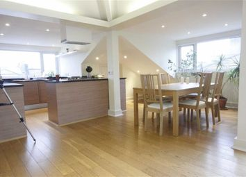 Thumbnail 4 bedroom flat to rent in Belsize Park, Swiss Cottage, London