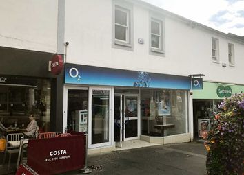 Thumbnail Retail premises for sale in Graham Street, Airdrie