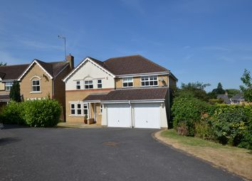 Thumbnail 5 bed detached house to rent in Buckingham Court, Kettering