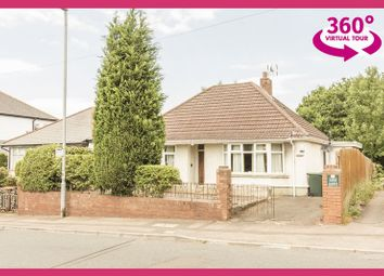 Thumbnail 3 bed detached bungalow for sale in Christchurch Road, Newport
