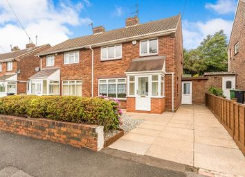 Thumbnail 3 bed semi-detached house for sale in Lansdowne Close, Dudley