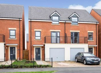 Thumbnail 4 bed semi-detached house for sale in Morris Walk, Pilgrove Way, Cheltenham, Gloucestershire
