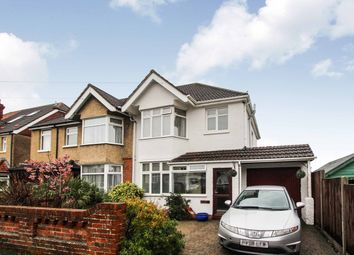 Thumbnail 4 bedroom semi-detached house for sale in Gurney Road, Southampton