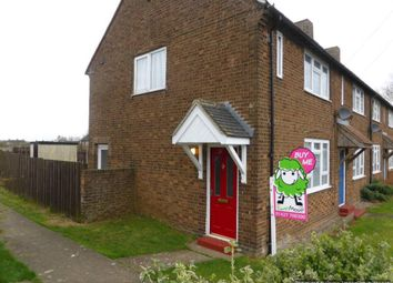 Thumbnail 2 bed end terrace house for sale in Bircham Crescent, Kirton Lindsey, Gainsborough